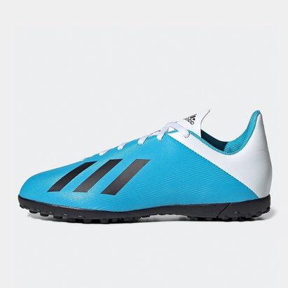 adidas X 19.4, Chaussures de football pour enfants, terrain synthétique