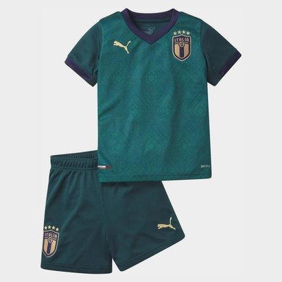 Puma Mini kit Third Italie pour bébé