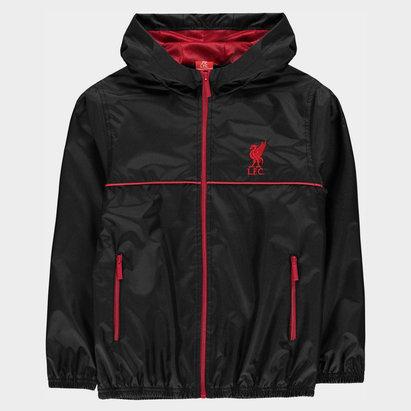 Source Lab Veste de pluie pour enfants, Liverpool FC