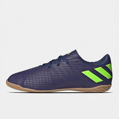 adidas Chaussures de futsal, Nemeziz Messi 19.4 pour enfants
