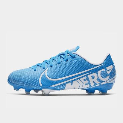 Nike Mercurial Vapor Academy FG, Crampons de football pour enfants