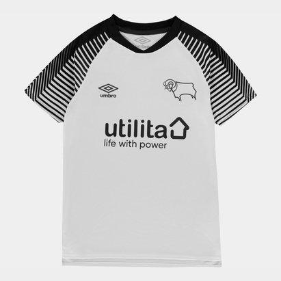 Umbro Maillot domicile Derby County 2019/2020 pour enfants