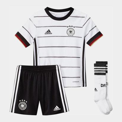 adidas Mini Kit de football, Allemagne domicile 2020