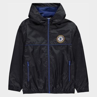 Source Lab Veste de pluie pour enfants, Chelsea FC