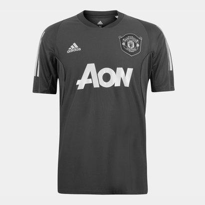 adidas Maillot d'entraînement Europe, Manchester United 2019/2020