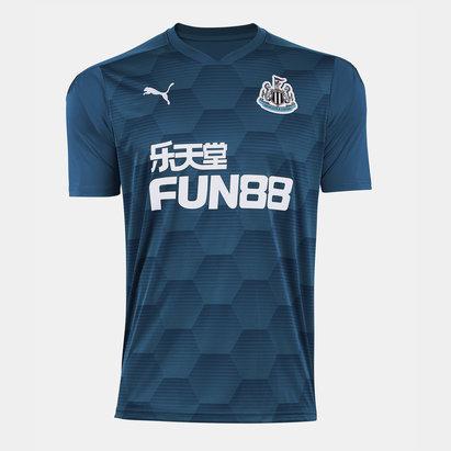 Puma Newcastle United Home Goalkeeper Shirt 20/21 Mens