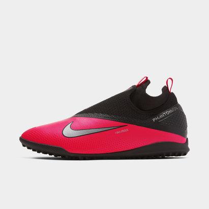 Nike Phantom Vision Pro DF, Chaussures de Football pour Terrain Synthétique