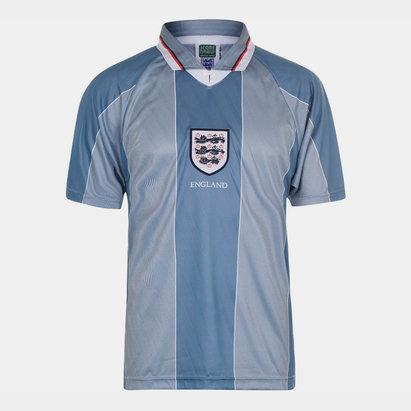 Score Draw Maillot extérieur pour hommes, Angleterre 1996