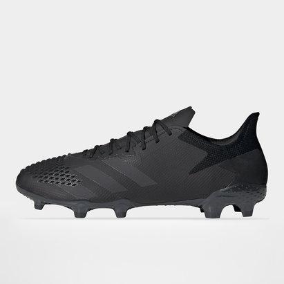adidas Predator 20.2 FG, Crampons de Football pour Homme
