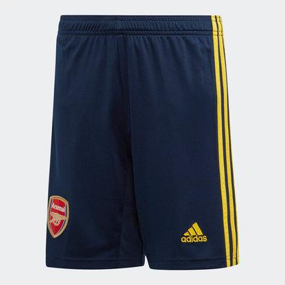 adidas Short de football pour enfants, Arsenal extérieur 2019/2020