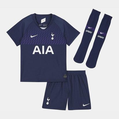 Nike Kit de football pour enfant, Tottenham Hotspur extérieur 2019/2020