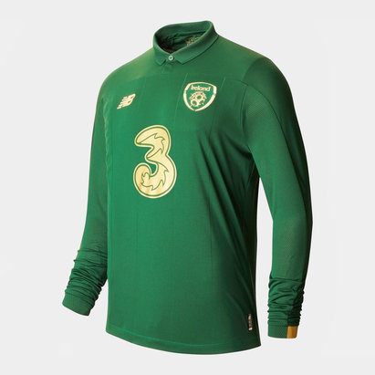 New Balance Maillot manches longues Irlande domicile 2020