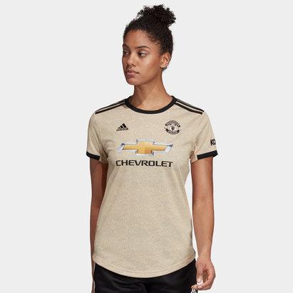 adidas Maillot extérieur Manchester United 2019/2020, pour femmes