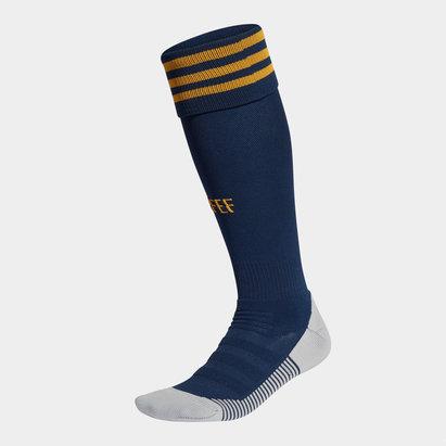 adidas Chaussettes de foot pour enfants, Espagne domicile 2020
