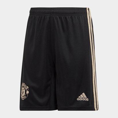 adidas Short pour hommes, Manchester United extérieur 2019/2020