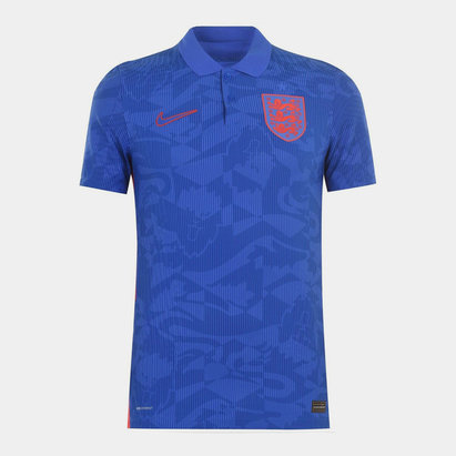 Nike England 2020 Away Authentic Match Football Shirt