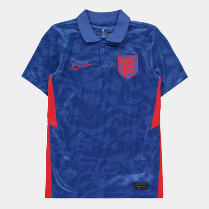 Nike England 2020 Kids Away Football Shirt