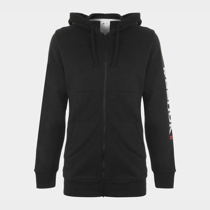 Sweatshirt à capuche pour homme, Reebok BlL Zip intégral