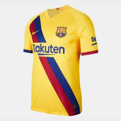 Nike Maillot pour enfants du FC Barcelone extérieur 2019/2020