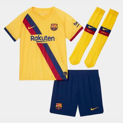 Nike Kit pour enfants FC Barcelone extérieur 2019/2020