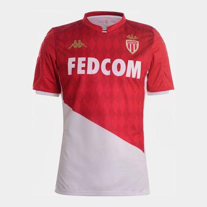 Kappa Maillot pour hommes, AS Monaco domicile 2019/2020