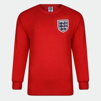 Score Draw Maillot Rétro extérieur Angleterre 1966