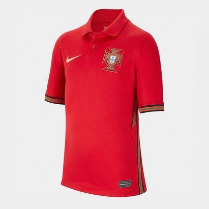 Nike Portugal 2020 Kids Home Football Shirt