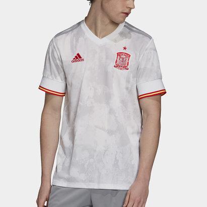 adidas Spain 2020 Away Football Shirt