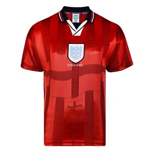 Score Draw England 98 Away Jersey Mens