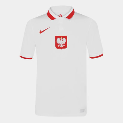 Nike Poland 2020 Home Football Shirt