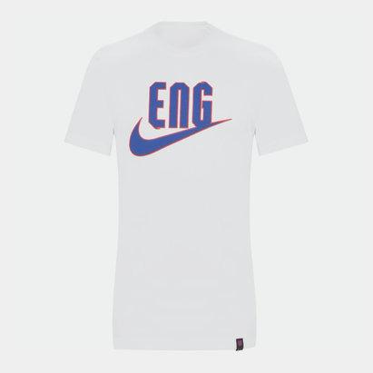 Nike England T Shirt Mens