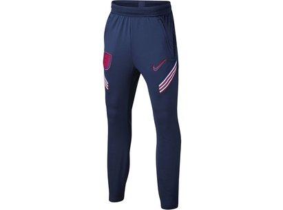 Nike England 2020 Kids Strike Football Pants