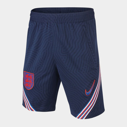 Nike England 2020 Kids Strike Football Shorts