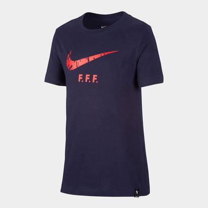 Nike France T Shirt 2020 Junior
