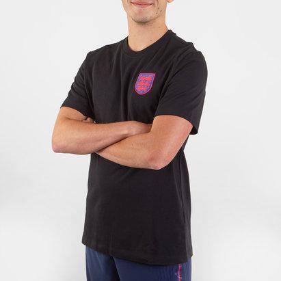 Nike England Travel T Shirt Mens
