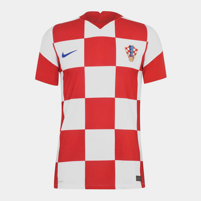 Nike Croatia 2020 Home Authentic Match Football Shirt