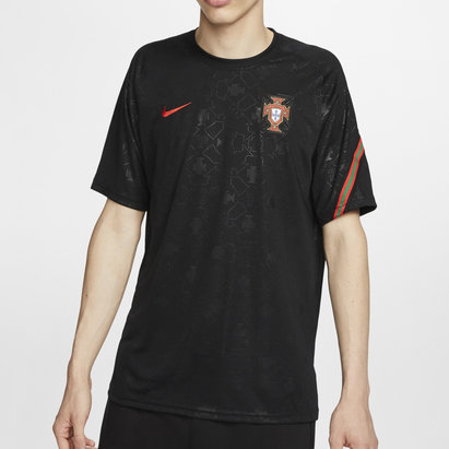 Nike Portugal 2020 Pre Match Football Shirt