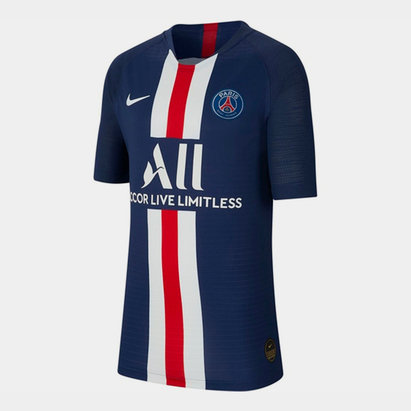 Nike Maillot de football domicile pour enfants, Paris Saint Germain Vapor