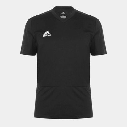 adidas Climacool, T-shirt pour homme, col en V