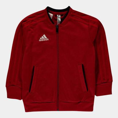 adidas Condivo, Veste rouge en polyester