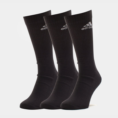 adidas Chaussettes 3 Bandes Performance - 3 Paires