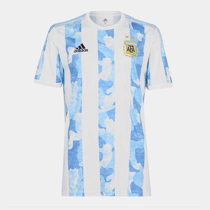 adidas Argentina 2020 Home Football Shirt