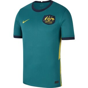 Nike Australia 2020 Away Football Shirt