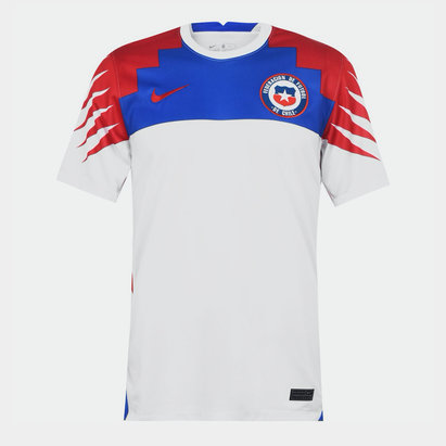 Nike Chile 2020 Away Football Shirt