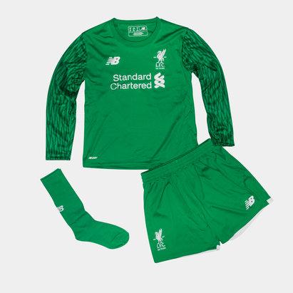 New Balance Liverpool FC 17/18 Bébés - Kit de Foot Gardien Domicile