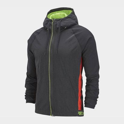 Nike NSP Flex, Veste Noire pour homme