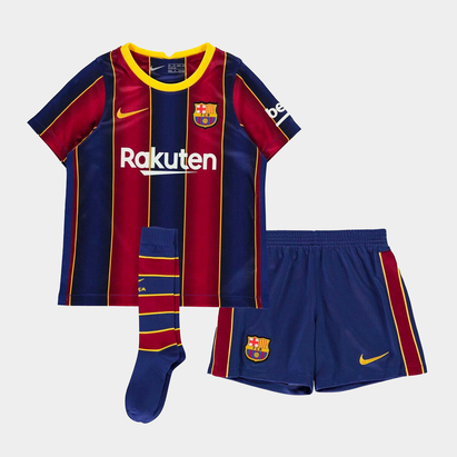 Nike Barcelona Home Mini Kit 20/21