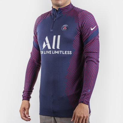 Nike Paris Saint Germain Vaporknit Drill Top 20/21 Mens