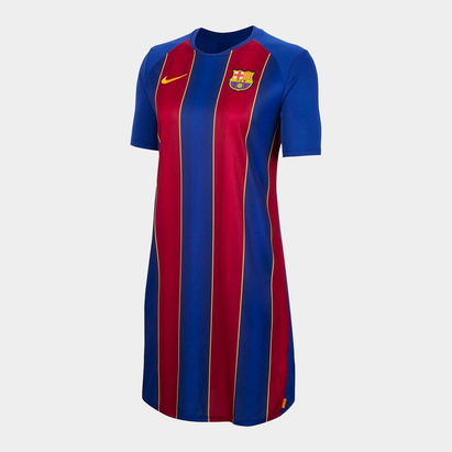 Nike FC Barcelona T-Shirt Dress 20/21 Ladies