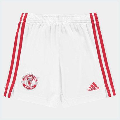 adidas Manchester United Third Shorts 20/21 Kids